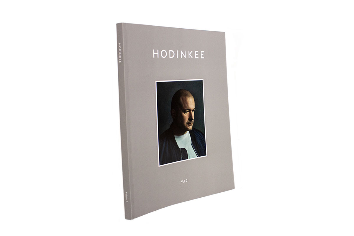 HODINKEE Vol. 2 Cover