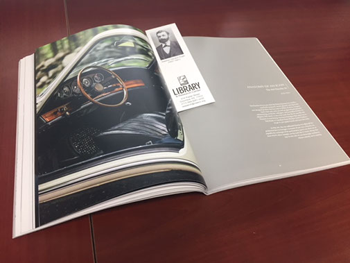 "Ben Clymer's feature spread, ""Anatomy of an Icon,"" about the industry-defining 1965 Porsche 911"